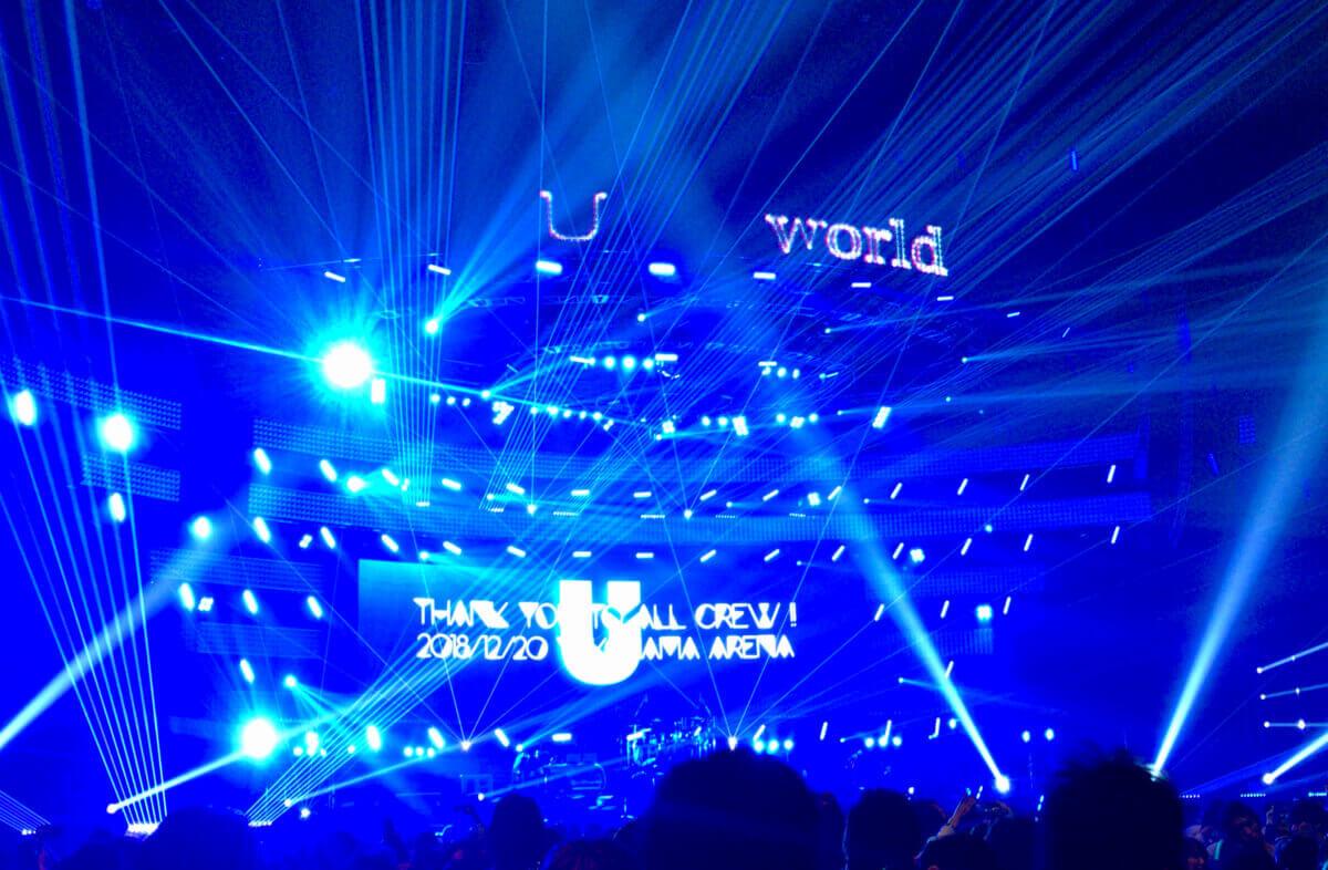 横浜アリーナのライブ終演後